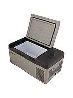 Автохолодильник Kyoda CP15, однокамерный, объем 15 л, вес 8,6 кг