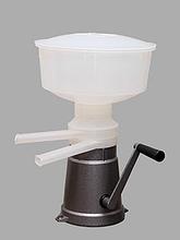 Сепаратор-сливкоотделитель 5,5л ручной,алюм.стан.Пенза