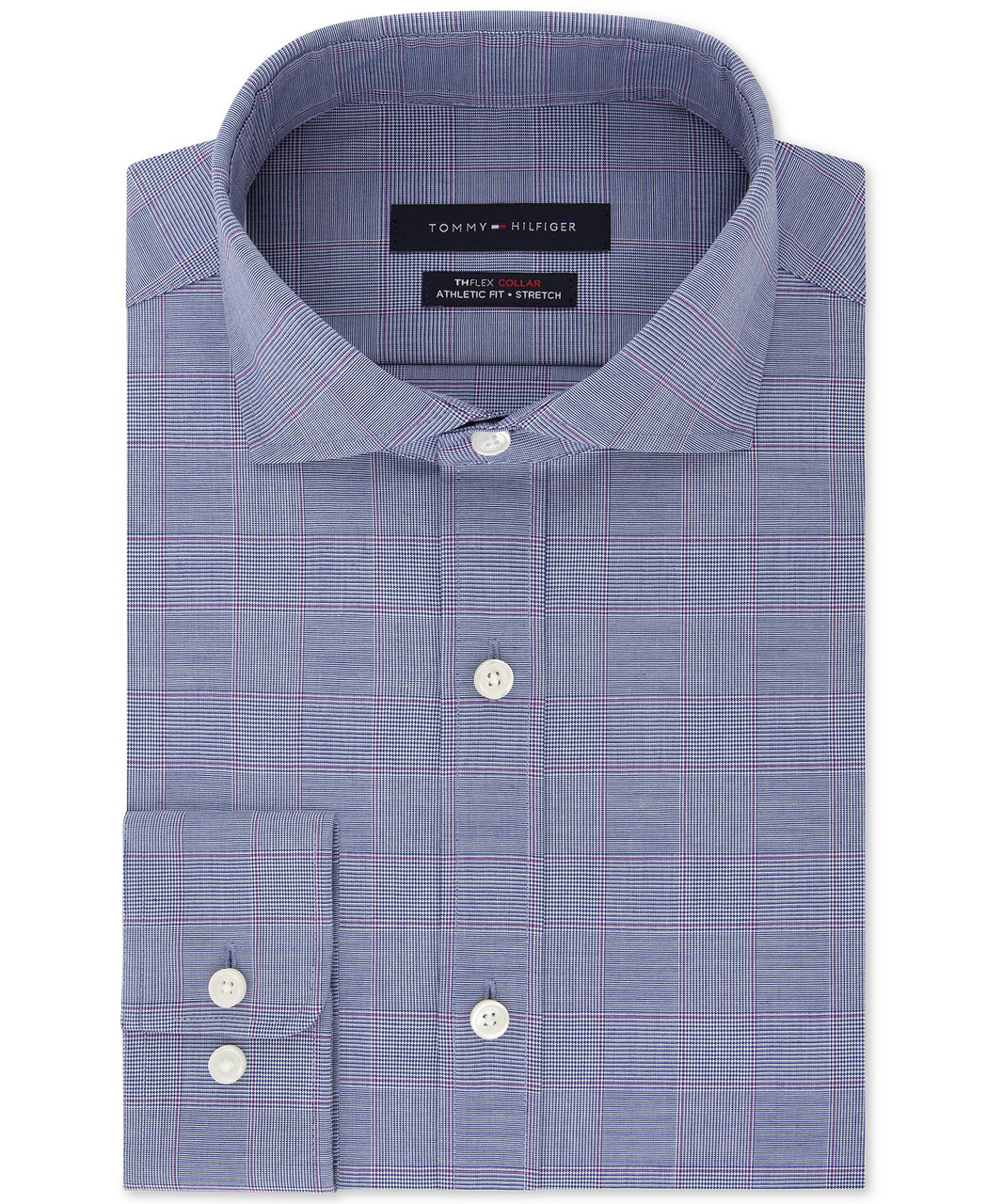 Tommy Hilfiger Мужская рубашка - Е2