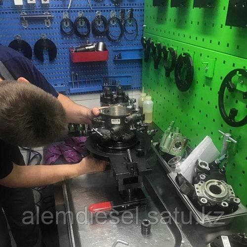 Ремонт электронного или механического распределительного ТНВД VE-типа