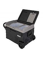 Автохолодильник Kyoda TW35WH-E, двухкамерный, объем 35 л, вес 17,8 кг