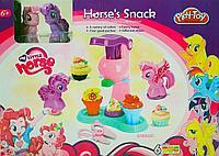 Детский игровой набор из пластилина Play-Toy модель SM8020