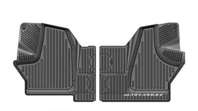 Коврики в салон ГАЗель Next (2013-)