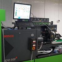 Проверка электронного или механического рядного 12 цилиндрового ТНВД