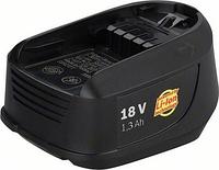 Аккумулятор BOSCH 18,0V 1,3 Ah Li-Ion [2607336170]