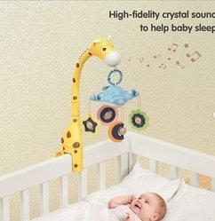 Музыкальный Жираф проектор
