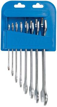 Набор ключей рожковых в пластиковом подвесе - 110/2PH UNIOR