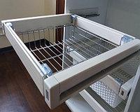 Мебельная выкатная корзина для шкафа GB0202
