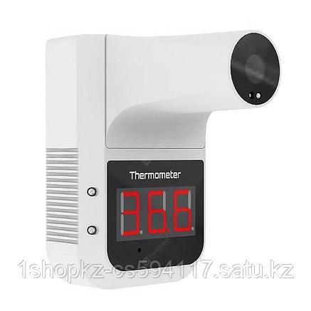 Бесконтактный настенный термометр ES-T03, фото 2