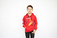 Толстовка детская Off-White Красный, 134