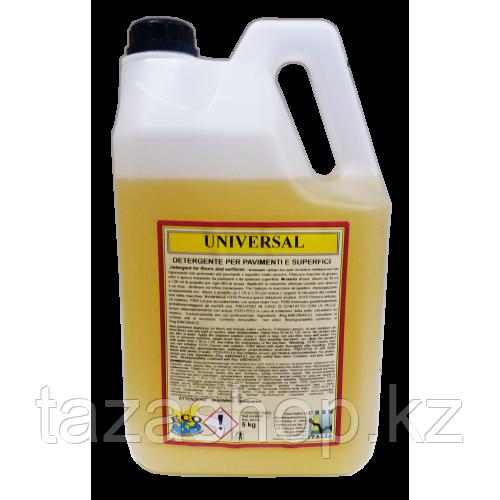 Universal удаляет грязь, масло, жир, устойчивые загрязнения