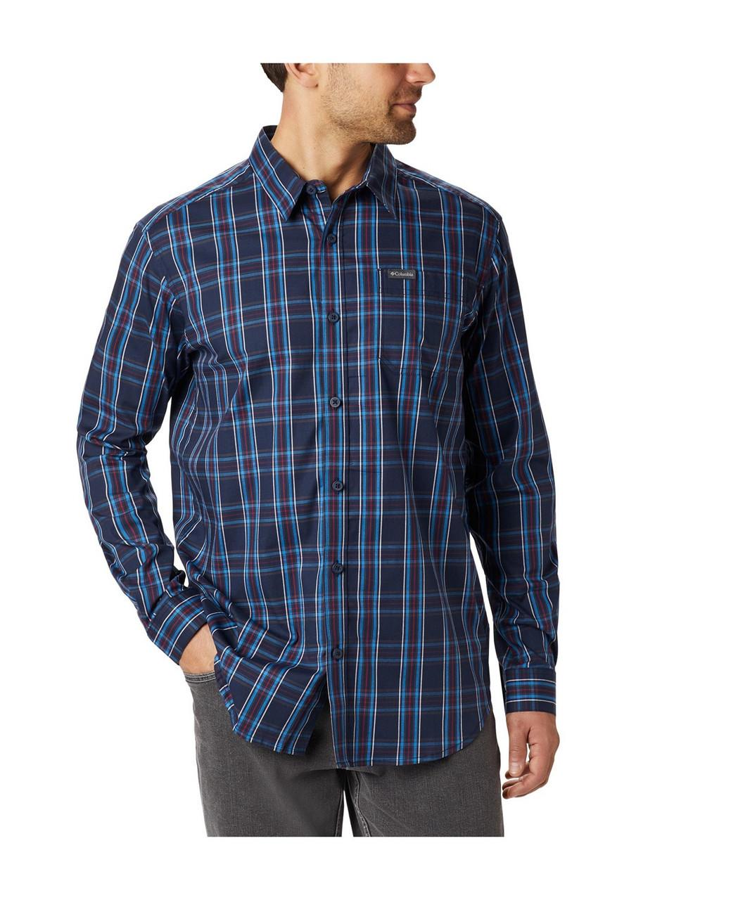 Columbia Мужская рубашка - Е2