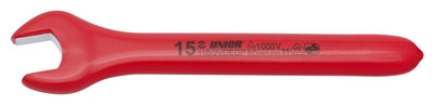 Ключ рожковый односторонний изолированный - 110/2VDEDP UNIOR