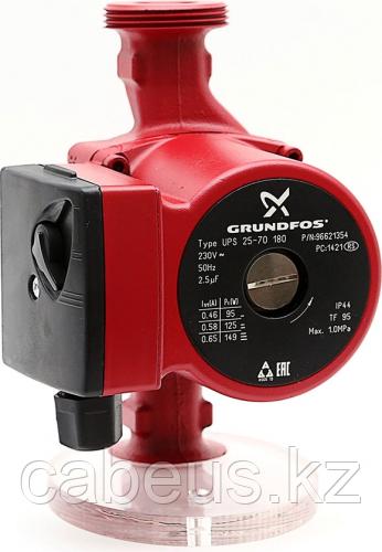 Насос циркуляционный GRUNDFOS UPS 25- 70 96621354 [НС-0027418]