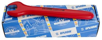 Набор ключей рожковых односторонних изолированных в картонной коробке - 110/2VDEDPCB UNIOR