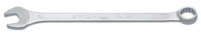 Ключ комбинированный удлинённый (полированные головки) - 120/1 UNIOR