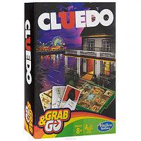 Настольная игра Клуэдо. Дорожная версия, фото 1