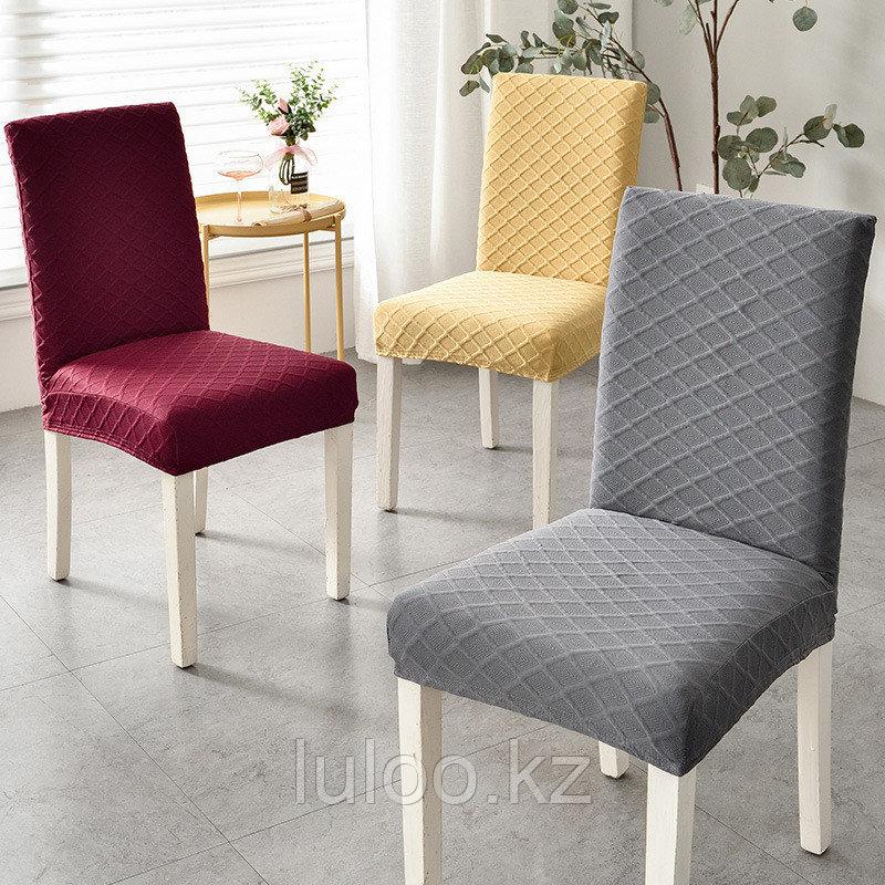 Чехлы для стульев. Доставка из г.Нур-Султан. - фото 2