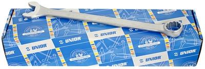 Набор ключей комбинированных IBEX в картонной коробке - 129/1CB UNIOR