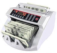 Счетчик банкнот bill counter 2108 c детектором uv | cчетная машинка + детектор валют, фото 1