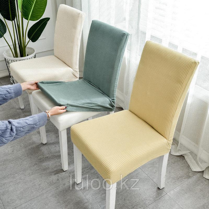Чехлы для стульев. Доставка из г.Нур-Султан. - фото 1