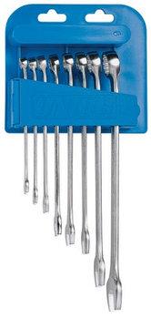 Набор ключей комбинированных в пластиковом подвесе - 125/1PH UNIOR