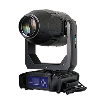 Световая голова SI-176A IP3710T Уровeнь защиты: IP65 Управление: DMX