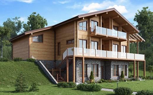 Проект дома №3325