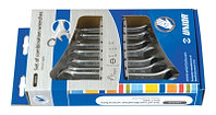 Набор ключей комбинированных в картонной упаковке - 125/2CS UNIOR