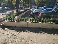 Вазон уличный Прямоугольный