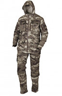Костюм летний ОКРУГ Тактический (ткань твил пич софт, кмф.коричневый), размер 56