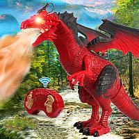 Интерактивный динозавр Spray Flying Dragon