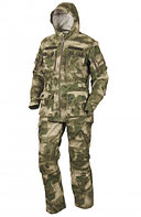 Костюм летний ОКРУГ Тактический (ткань твил пич софт, кмф.зеленый), размер 58