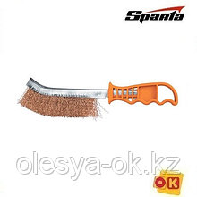 Щетка металлическая 250 мм. SPARTA