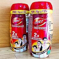 Чаванпраш 2Х  Двойной иммунитет Дабур (Chyawanprash 2X Dabur) - 575 гр