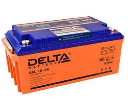 Гелевые аккумуляторы GEL