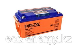 Аккумуляторная батарея Delta DTM 1265 I (12V / 65Ah LCD Дисплей)