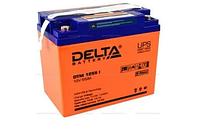 Аккумуляторная батарея Delta DTM 1255 I (12V / 55Ah LCD Дисплей)