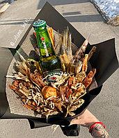 Мужской рыбный букет