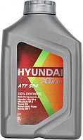 Трансмиссионное масло Hyundai Xteer ATF SP4 1л.