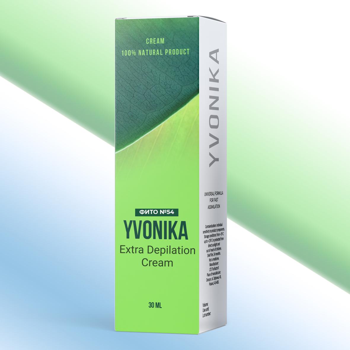 Extra Depilation Cream (Экстра Депилэйшин Крим) - средство для депиляции