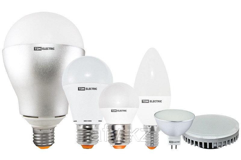 Лампа светодиодная  18В/Е-27, холодный свет