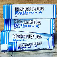РЕТИН-А Третиноин крем 0,025%  (Retino-A Tretinoin Cream 0.025%) - молодость и здоровье кожи, 20 гр