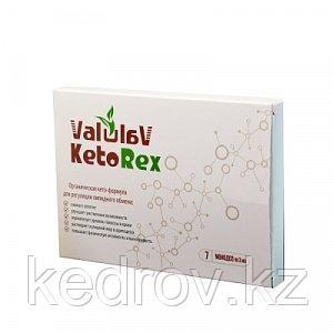 Valulav KetoRex монодозы №7*3мл.(снижение массы тела)