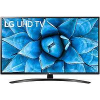 Телевизор LED LG 43UN74006LA 109 см Black