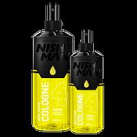 Одеколон после бритья Nishman Lemon Cologne No4
