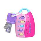 PITUSO Развивающая игрушка УМНЫЙ ПУЛЬТ (розовый) (свет,звук) 19*6,5*4 см (в кор.108 шт)