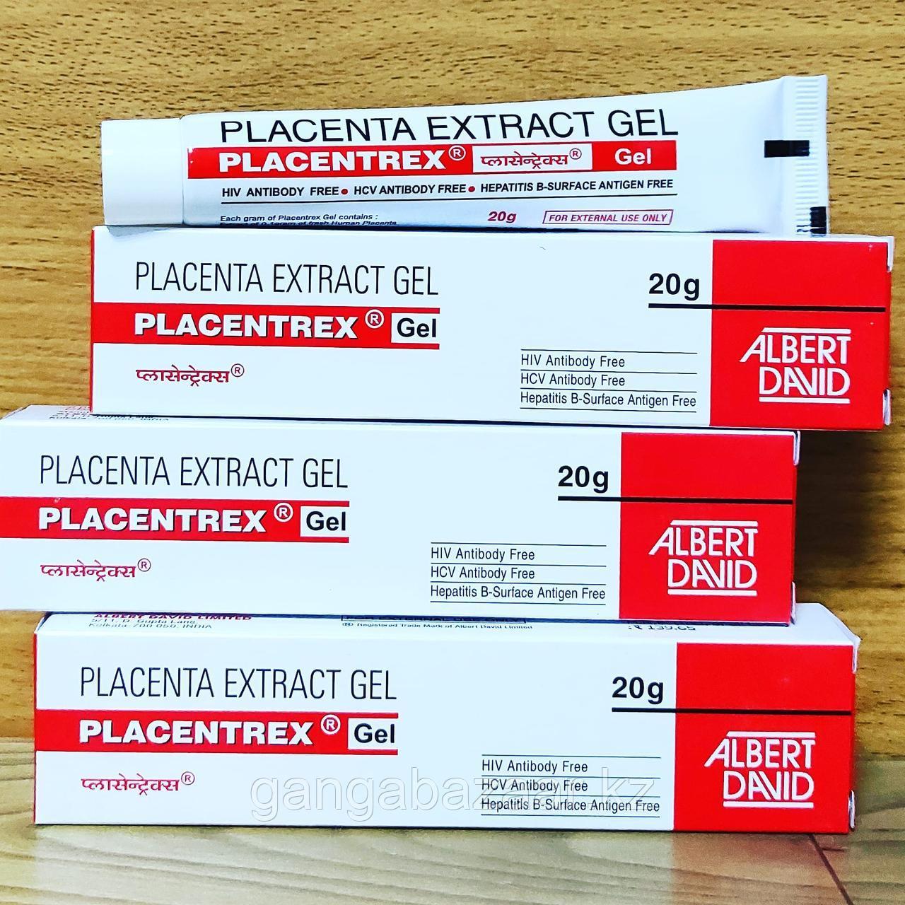 Гель Плацентрекс/ Пласента (Placenta extract gel), 20 гр