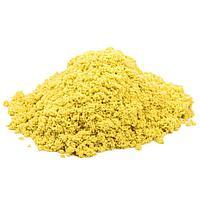 Космический кинетический песок 0,85 кг Желтый