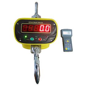 Весы крановые 3т, 5т, 10т с пультом управления с индикацией